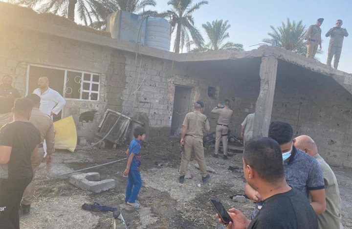 داخلية العراق تعلن القبض على مطلقي صاروخ تسبب بمقتل 5 أشخاص