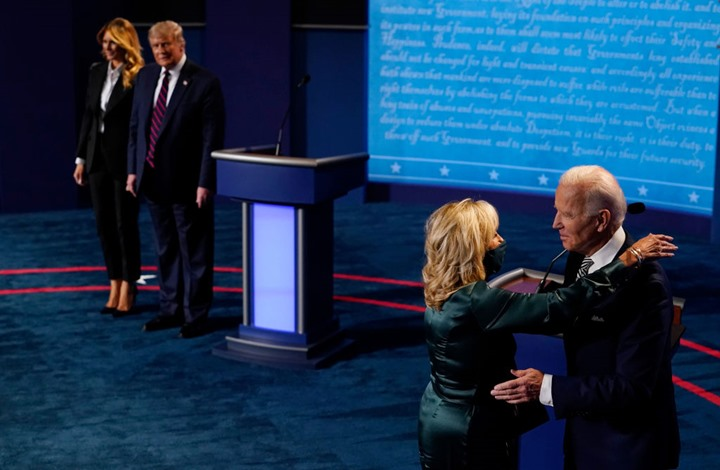 إلغاء المناظرة الرئاسية الثانية وترمب يتوقف عن أخذ الدواء