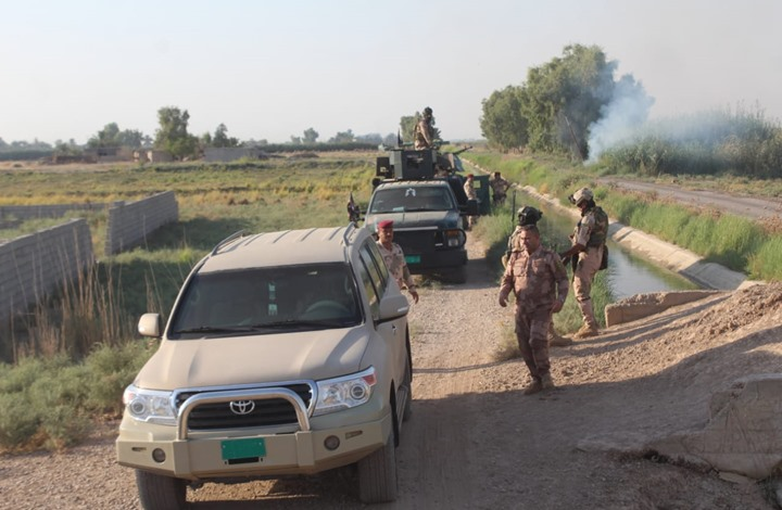"""مقتل 3 من الأمن خلال عملية ضد """"داعش"""" شمالي العراق"""