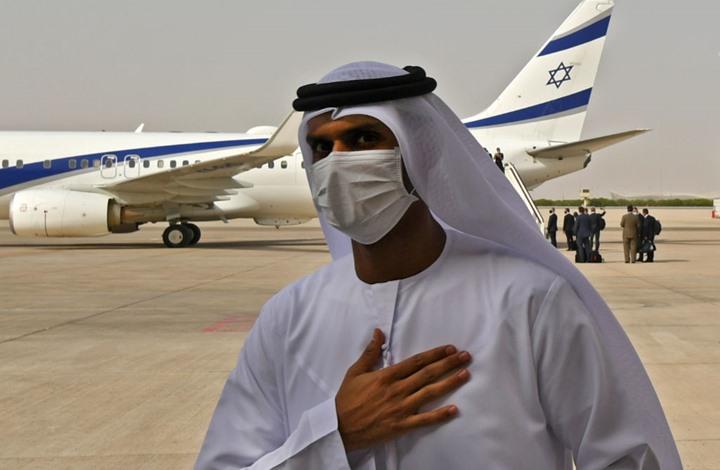 """زيارة أول وفد إماراتي للاحتلال """"قد لا تتجاوز المطار"""""""
