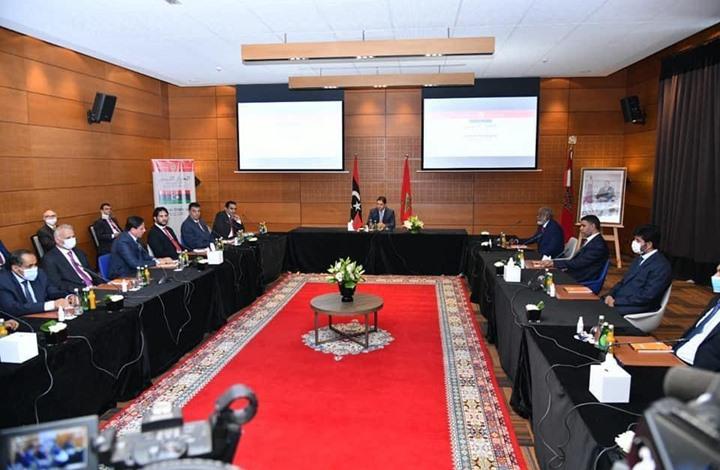 انطلاق جولة الحوار الليبي الثانية في المغرب