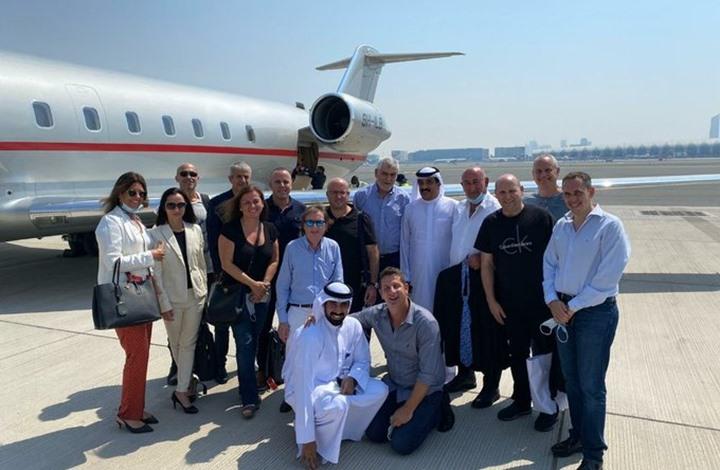 وفد اقتصادي إسرائيلي في الإمارات للقاء رجال أعمال
