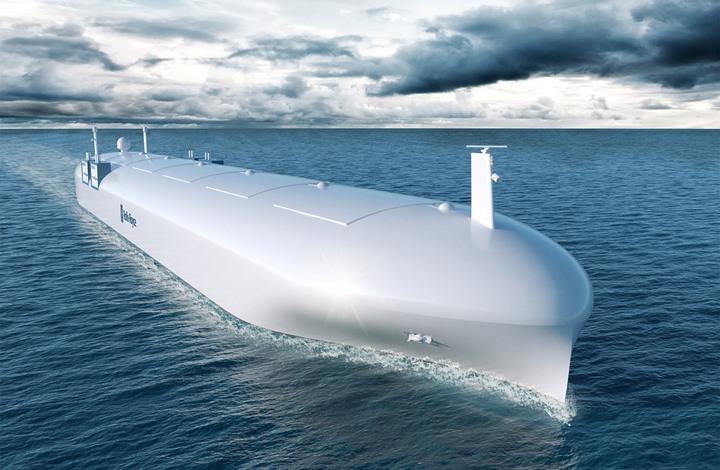 """ترقب لعبور أول سفينة """"ذاتية القيادة"""" لمياه الأطلسي"""