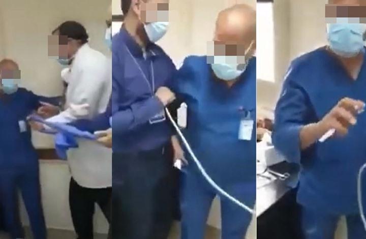 ضجة في مصر بسبب طبيب أهان ممرضا وأمره بالسجود لكلب