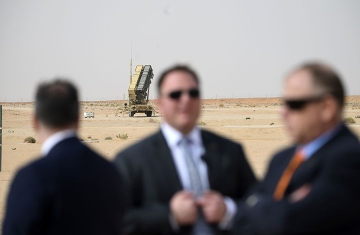 """واشنطن تسحب بطاريات صواريخ """"باتريوت"""" من السعودية"""