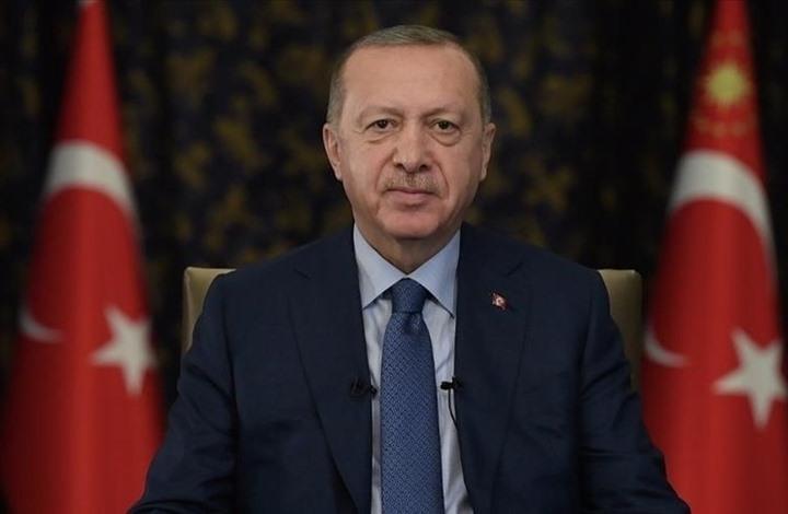 """أردوغان: العلاقة مع أمريكا غير صحية وبايدن يسلح """"إرهابيين"""""""