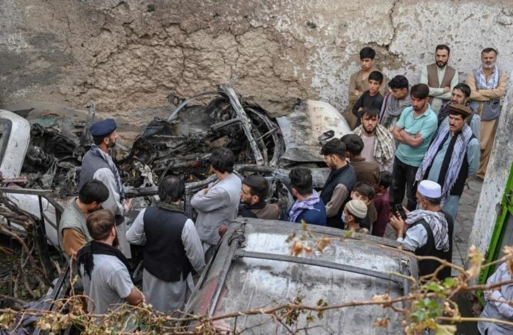 WP: أمريكا ارتكبت خطأ شنيعا في كابول وقتلت أبرياء