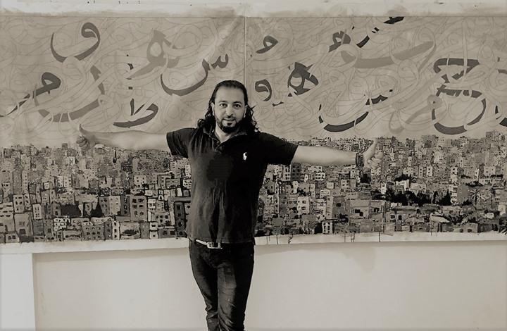 """الفنّان شريف سرحان ضيفاً على """"المتحف الفلسطيني"""""""