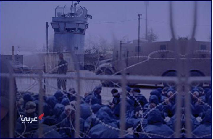 هذه أبرز سجون الاحتلال الإسرائيلي.. أسوؤها نفحة (إنفوغراف)