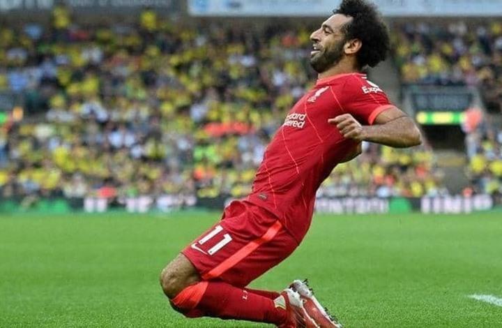 في مباراة ميلان.. صلاح يحقق أرقاما قياسية مع ليفربول