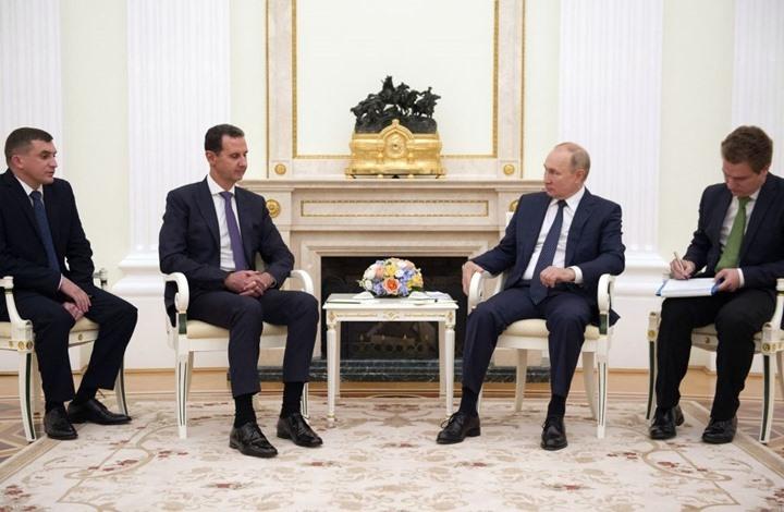هل خطط بوتين والأسد لهجوم جديد في إدلب؟