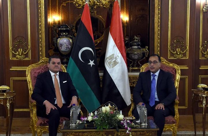 مصر وليبيا توقعان مذكرات تعاون وعقود لتنفيذ مشاريع