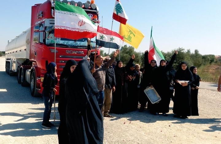 شحنات وقود إيراني جديدة تصل إلى لبنان