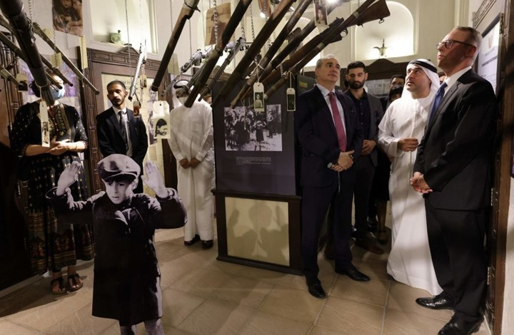 """BDS"" تطالب الفنانين العرب بمقاطعة ""إكسبو دبي"""
