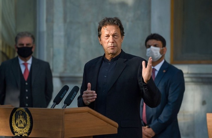 عمران خان: على أمريكا العمل مع طالبان لاستقرار المنطقة