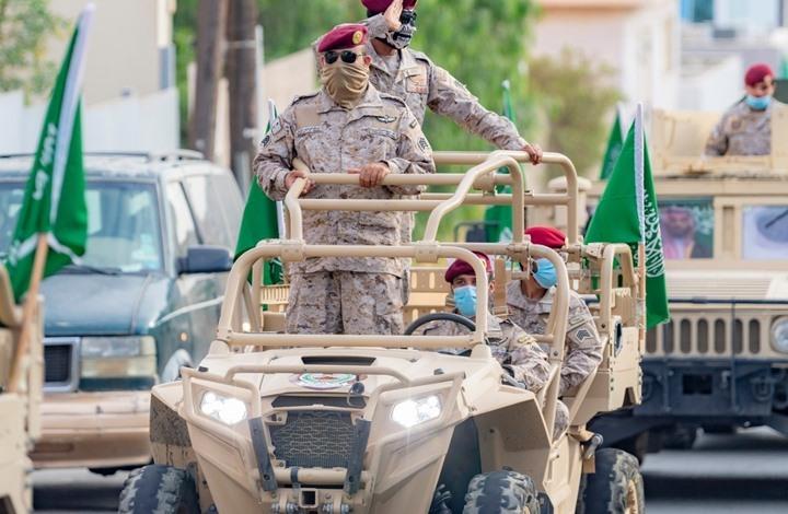 """السعودية توقف العشرات بعد """"اليوم الوطني"""".. بينهم """"متحرشون"""""""