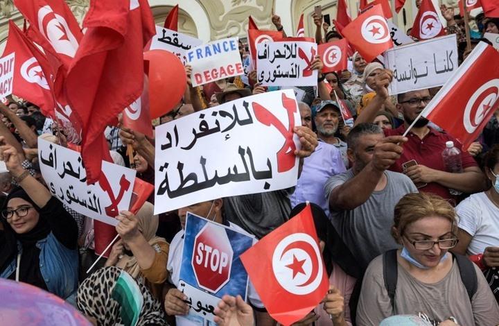 دائرة رفض انقلاب سعيّد تتسع.. أحزاب تشكل تنسيقية لمواجهته