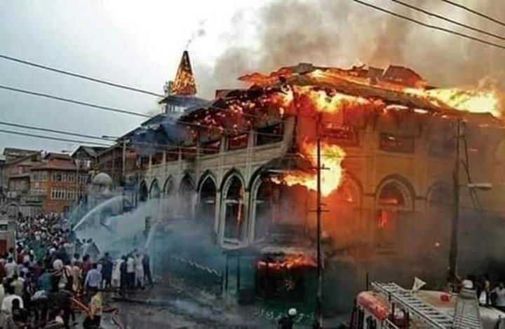 تزايد حوادث الاعتداء العنصري ضد المسلمين في الهند (شاهد)