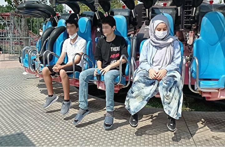 قطار بمدينة ملاه في إسطنبول يتسبب بوفاة شابة