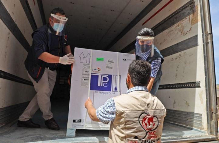 مخاوف وانتقادات لإدخال مساعدات أممية لإدلب من معبر للنظام