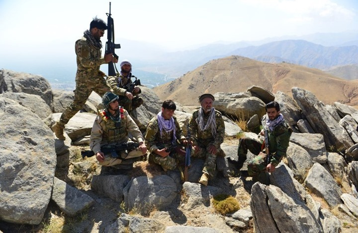 أموال وذهب بمنزل نائب رئيس أفغانستان السابق (فيديو)