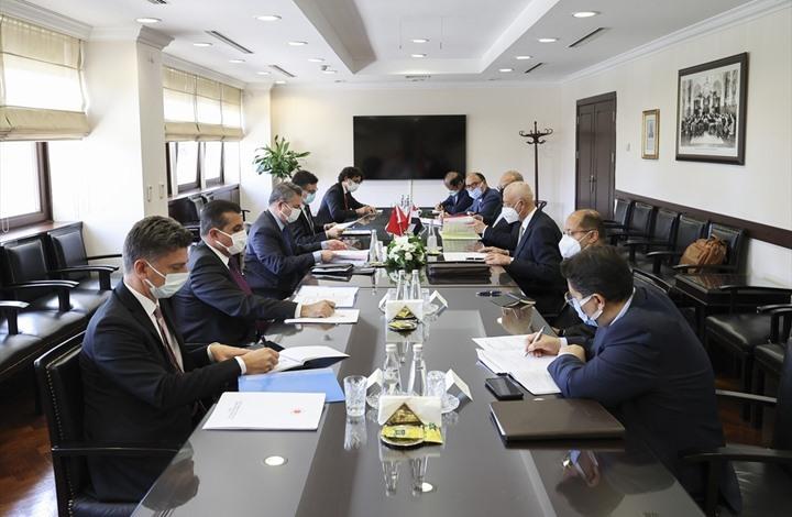 جولة ثانية من اللقاءات المصرية التركية.. ورغبة بتطبيع العلاقات