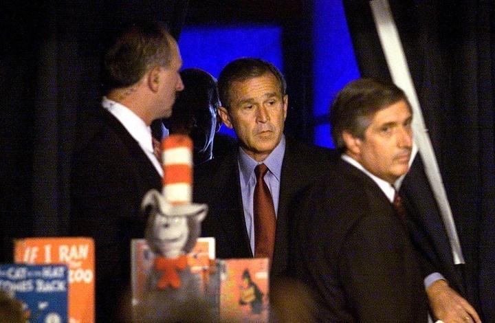 قائد حماية بوش يتحدث عن إذن بإسقاط طائرة ركاب في 11 أيلول