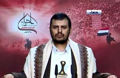 كلمة للحوثي بذكرى عامين على عاصفة الحزم.. ماذا قال؟ (فيديو)