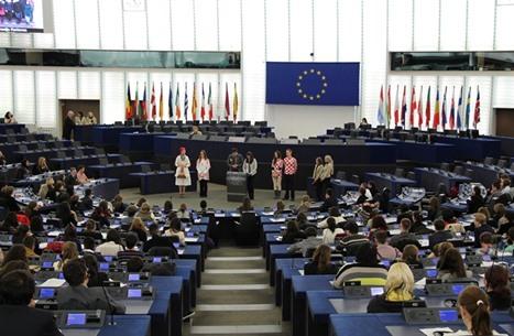 """قرار للبرلمان الأوروبي يدعو شركات للانسحاب من """"دبي إكسبو"""""""