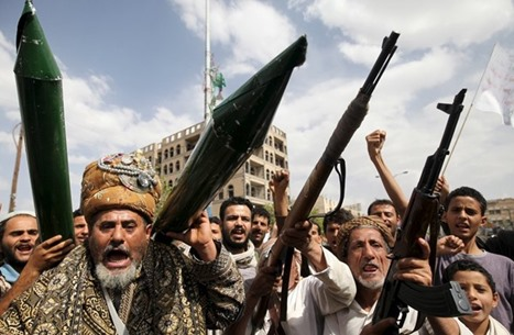 الحكومة اليمنية ترفض لقاء ولد الشيخ بوزير في حكومة الحوثيين
