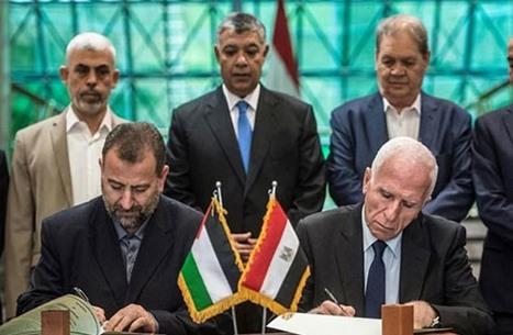 مصادر: حماس تتجه لتعاون أكبر مع السلطة لمواجهة اتفاق الإمارات