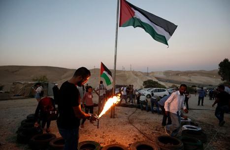 """رفض فلسطيني لخطط الاحتلال القاضية بهدم """"الخان الأحمر"""""""