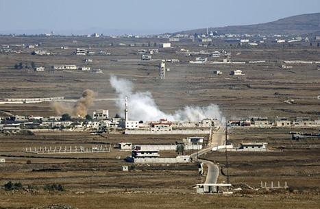 فصيل إيراني جديد بالقنيطرة عبر حزب الله لمراقبة نشاط إسرائيل