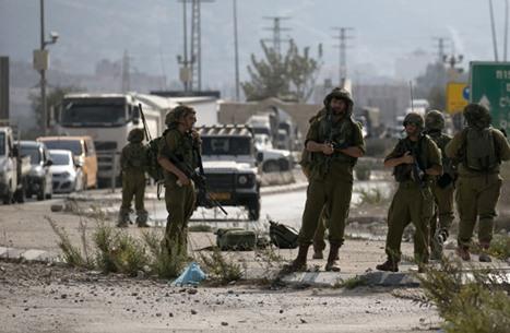 """شهيد طفل بالخليل بعد إعدام الاحتلال لفلسطيني في """"بيتا"""""""