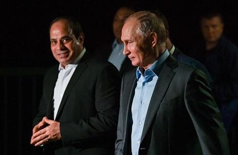 هل تخلت روسيا عن مصر في سد النهضة.. ماذا عن زيارة لافروف؟