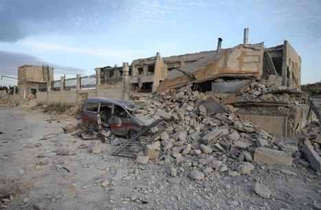 تقرير دولي: النزاع السوري كلّف 1.2 تريليون دولار في 10 سنوات