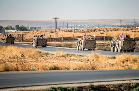 الجيش الأميركي يرسل تعزيزات إلى قواته بسوريا