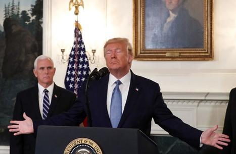 هيومن رايتس: عهد ترامب كارثة على حقوق الإنسان