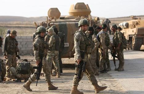 مقتل جندي تركي في اشتباك في عفرين السورية