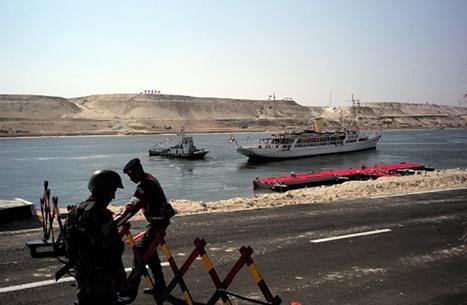 المونيتور: قيمة قناة السويس الاقتصادية تتضرر بتطبيع الإمارات