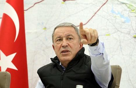 بغداد تلغي زيارة وزير الدفاع التركي وتستدعي سفير أنقرة