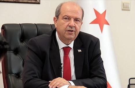 أرسين تتار رئيسا جديدا لقبرص التركية.. وأردوغان يهنّئه