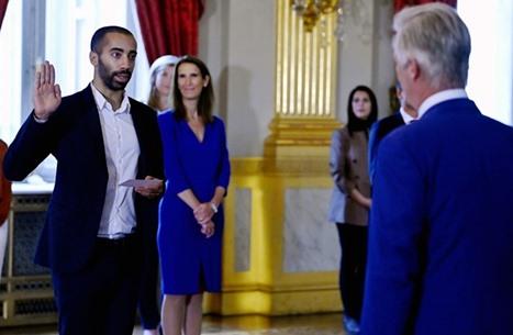 وزير هجرة بلجيكا من أصل عراقي يهدد بترحيل طالبي اللجوء