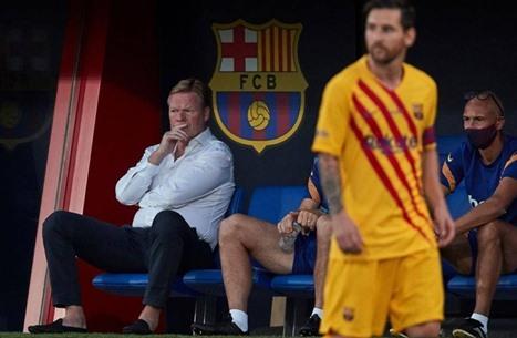 """""""حوار صحافي"""" يشعل أزمة جديدة بين ميسي ومدرب برشلونة"""