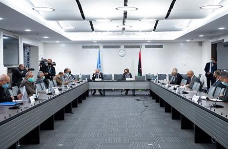 اللجنة العسكرية الليبية تواصل اجتماعها في جنيف لليوم الثاني