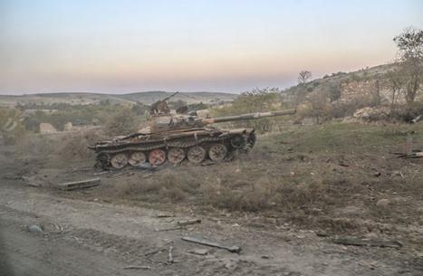 أذربيجان تعلن إلحاقها خسائر كبيرة بالقوات الأرمنية (شاهد)
