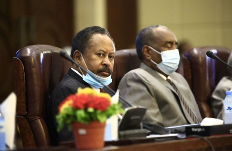 """حكومة السودان ترفض قرار البرهان تشكيل """"مجلس الشركاء"""""""
