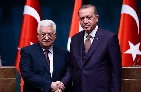 صحيفة إسرائيلية تحرض على الدور التركي بالساحة الفلسطينية