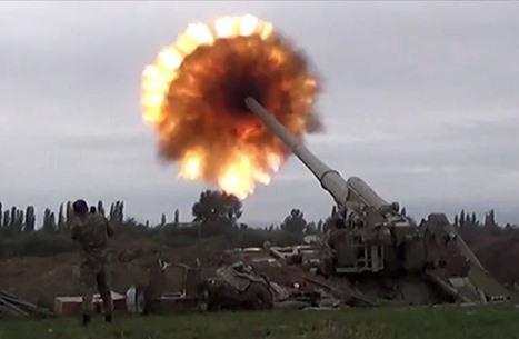"""هل تصبح قره باغ """"سوريا جديدة"""" بين القوى الدولية؟"""