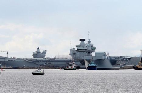 """بريطانيا تسيطر على ناقلة بالقنال الإنجليزي وتحتجز """"متسللين"""""""